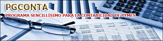 PGConta software contabilidad